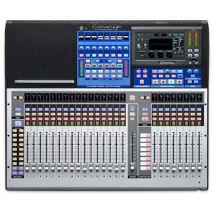 PreSonus StudioLive Series III SLMAD24 24 Channel Digital Mixer