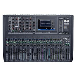 Soundcraft Si Impact 32 Channel Digital Mixer