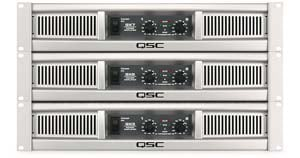 QSC GX Power Amplifiers