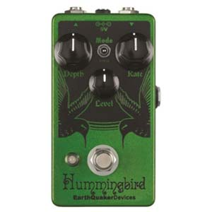 EarthQuaker Devices Hummingbird V3 Tremolo Guitar Pedal