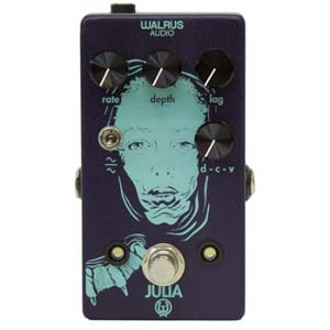 Walrus Audio Julia Chorus and Vibrato Pedal