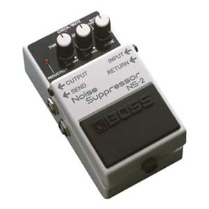 Boss NS2 Noise Suppressor Pedal