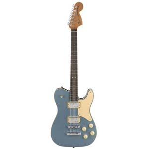 Fender LE Parallel Universe Troublemaker Tele Ice Blue Metallic w/Case