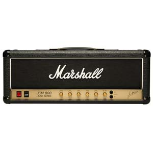 Marshall JCM800 2203 Reissue 100 Watt Tube Guitar Amplifier Head