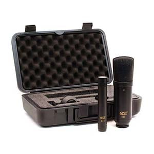 MXL 440/441 Studio Condenser Microphone Package