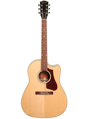 Gibson 2017 HP415W Acoustic Electric Antique Natural with Case