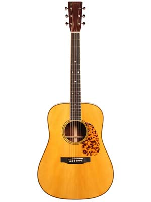 Martin Custom Shop CSBluegrass16 Dreadnought Acoustic Guitar with Case