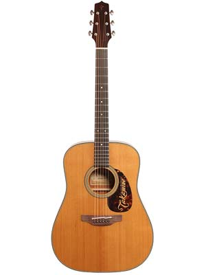 Takamine EF340STT Thermal Top Dreadnought Acoustic Guitar Natural