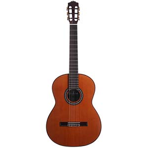 Cordoba Luthier C10 CD Classical Acoustic Guitar with Case