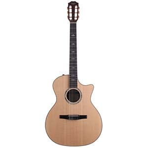 Taylor 814CE-N Grand Auditorium Nylon Acoustic Electric wCase
