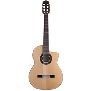 Cordoba GK Studio Negra Flamenco Acoustic Electric with Gigbag