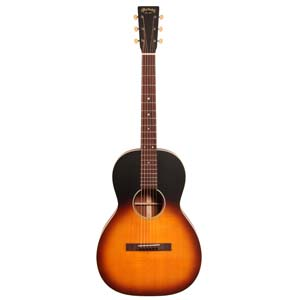 Martin 0017S Acoustic Guitar Whiskey Sunset with Case