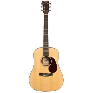 Martin DJR Acoustic Electric Guitar Natural with Gig Bag