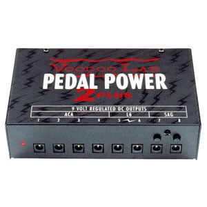 Voodoo Lab Pedal Power 2 Plus Universal Power Supply