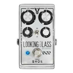 DOD Looking Glass Dual Gain Overdrive and Boost with EQ Pedal
