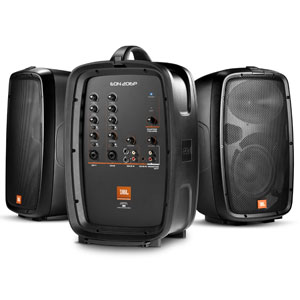 JBL EON 206P Portable Two-Way PA System