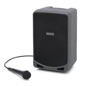 Samson Expedition XP106 Portable Powered PA with Bluetooth