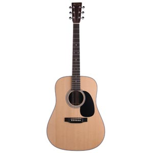 Martin D28 Acoustic Dreadnought Guitar Natural with Case