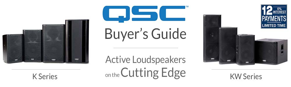 QSC Buyer's Guide