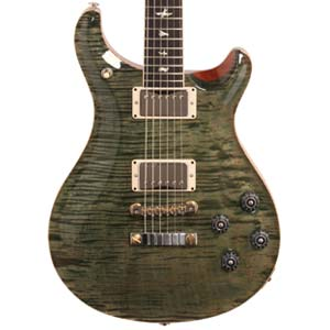PRS McCarty 594 Electric Guitar 10Top Vintage Neck Trampas Green