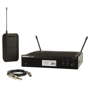Shure BLX14R Rackmountable Guitar Wireless System