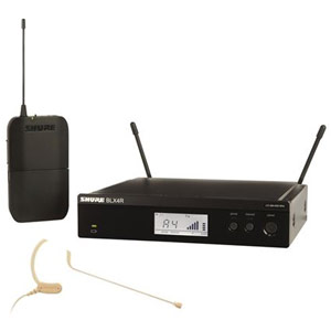 Shure BLX 14RMX53 Rackmountable Headset Wireless Mic System