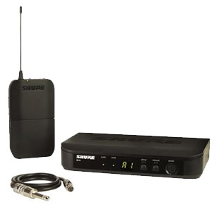 Shure BLX14 Guitar Wireless System