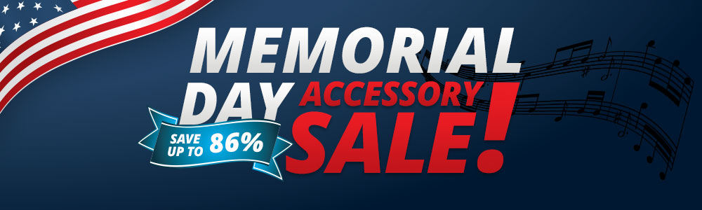 Memorial Day Accessory Sale – Save up to 86%