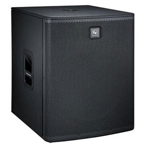 Electro Voice Live X ELX118P 18 Inch 700 Watt Full Range Powered Portable Subwoofer