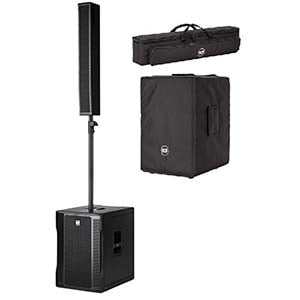"RCF Evox 12 Active Two-Way Line Array PA System With 15"" Subwoofer"