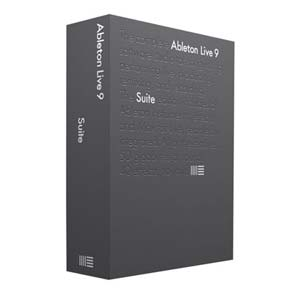 Ableton Live 9 Suite Music Production Software