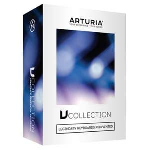 Arturia V Collection 5 Legendary Keyboards Software
