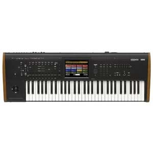 Korg Kronos6 61 Key Music Synthesizer Workstation Keyboard