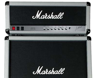 The critically acclaimed, UK made reissue of the 100W Silver Jubilee head: the 2555X