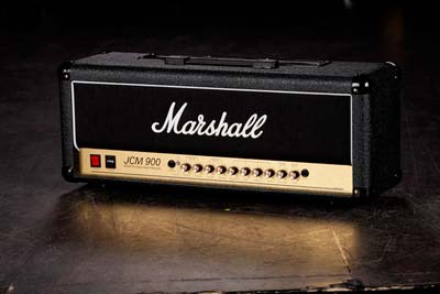 The 5881 Powered reissue of the High Gain Dual Reverb 4100 head. Made in Britain? Of course!