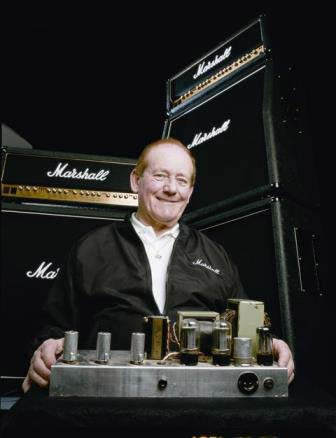 "Jim with ""Number 1 Amp"""