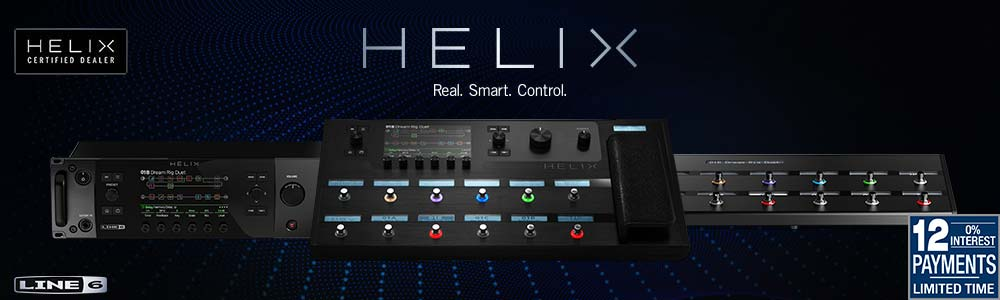 Helix - Real. Smart. Control.