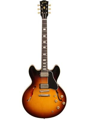 Gibson 2016 1963 ES335TD Historic Burst with Case