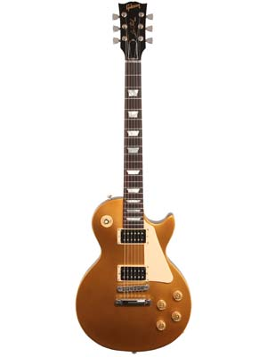 Gibson 2016 HP Les Paul 50s Tribute Gold Top Dark Back with Gig Bag
