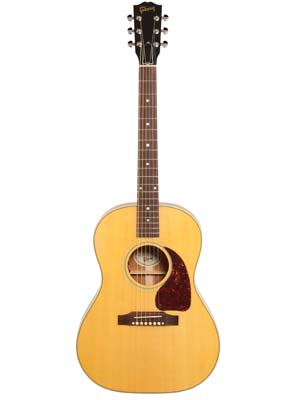 Gibson 2016 LG2 American Eagle Acoustic Electric Antique Natural wCase