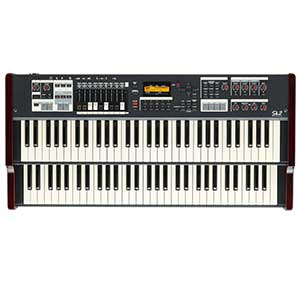 Hammond SK2 Dual 61 Key Organ Keyboard