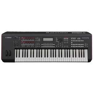 Yamaha MOXF6 61 Key Synthesizer Workstation Keyboard
