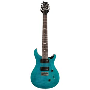 PRS Paul Reed Smith SE Custom 24 7-String Electric Guitar wBag