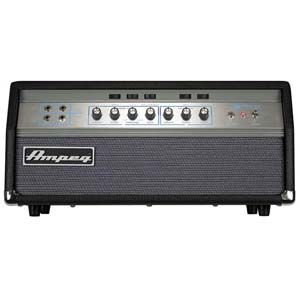 Ampeg SVTVR All Tube Bass Guitar Amplifier Head 300 Watts