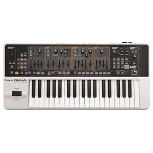 Roland Gaia SH01 Virtual Analog Synthesizer Keyboard