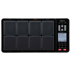 Roland SPD30 Octapad Total Digital Percussion Pad Black