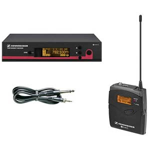 Sennheiser Evolution G3 100 UHF Guitar Wireless System