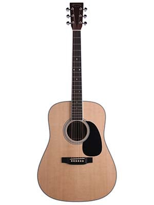 Martin D35 Acoustic Dreadnought Guitar Natural with Case
