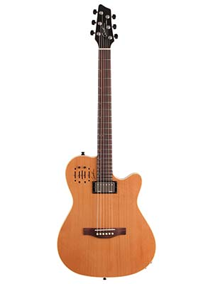 Godin A6 Ultra Acoustic Electric Cedar Top Guitar with Bag