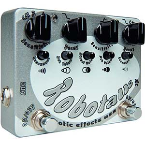 Xotic Effects Robotalk2 Dual Envelope Filter Guitar Pedal